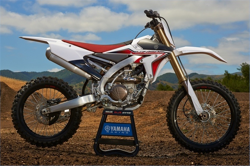 2015 Yamaha YZ450F in Albuquerque, New Mexico - Photo 9