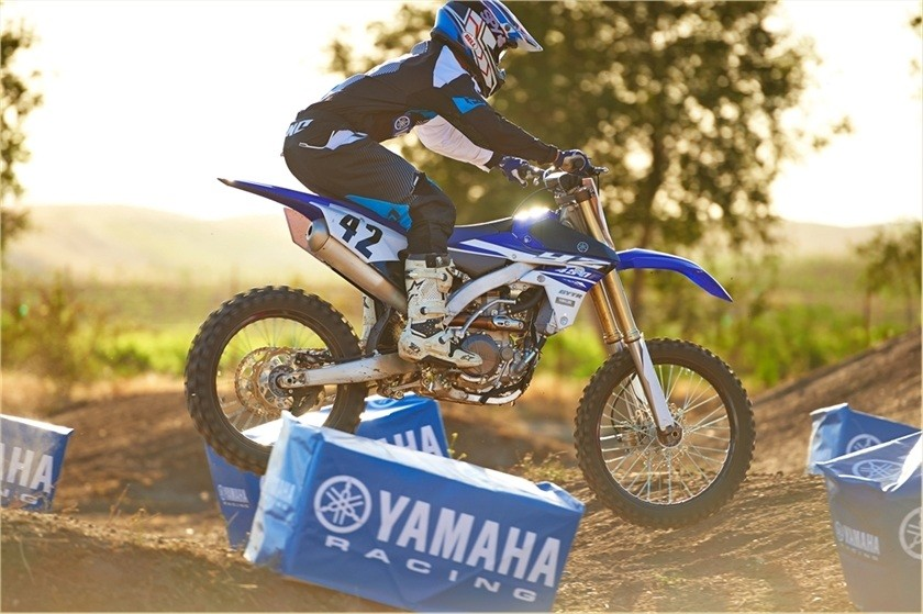 2015 Yamaha YZ450F in Albuquerque, New Mexico - Photo 10