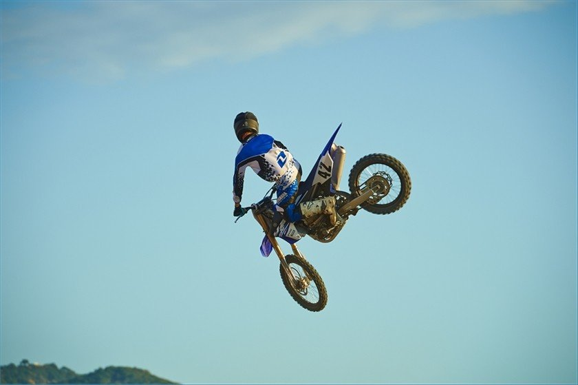 2015 Yamaha YZ450F in Albuquerque, New Mexico - Photo 13