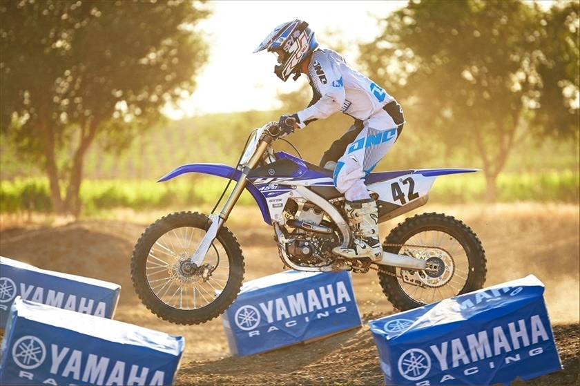 2015 Yamaha YZ450F in Albuquerque, New Mexico - Photo 35