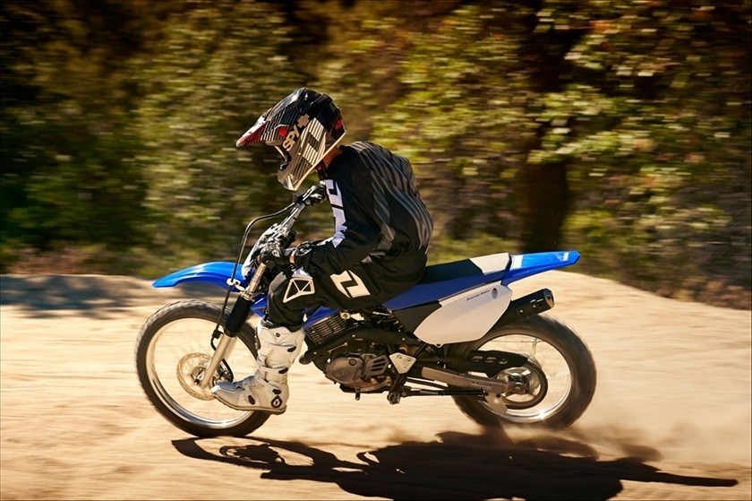 2015 Yamaha TT-R125LE in Simi Valley, California