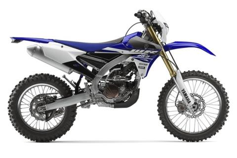 2015 Yamaha WR250F in Johnson Creek, Wisconsin
