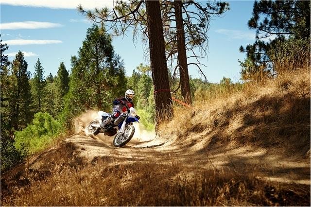 2015 Yamaha WR250F in Denver, Colorado
