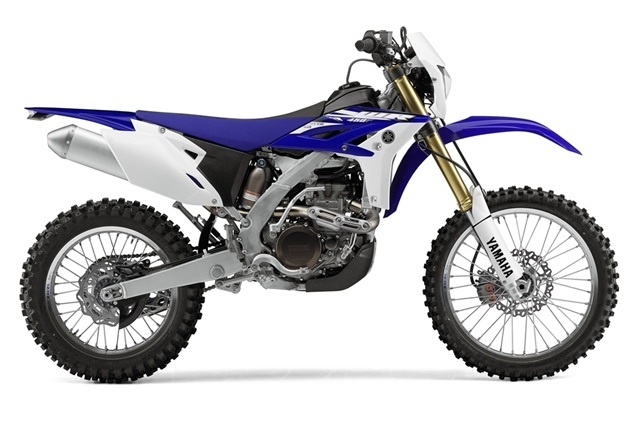 2015 Yamaha WR450F in Francis Creek, Wisconsin