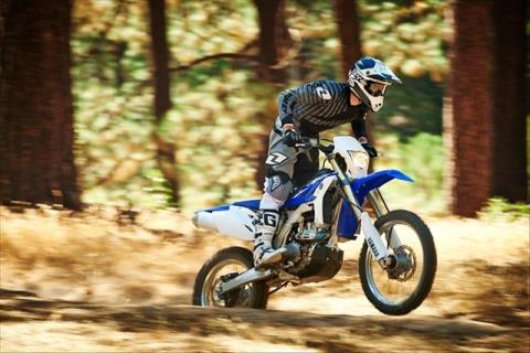 2015 Yamaha WR450F in Simi Valley, California