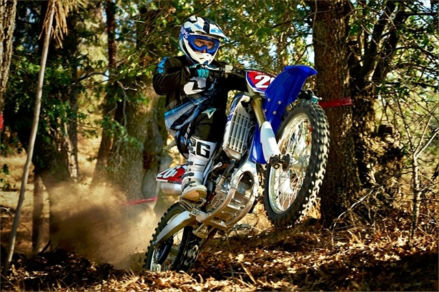 2015 Yamaha YZ250FX in Keokuk, Iowa - Photo 7