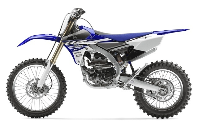 2015 Yamaha YZ250FX in Keokuk, Iowa - Photo 2