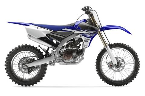 2015 Yamaha YZ250FX in Keokuk, Iowa - Photo 1