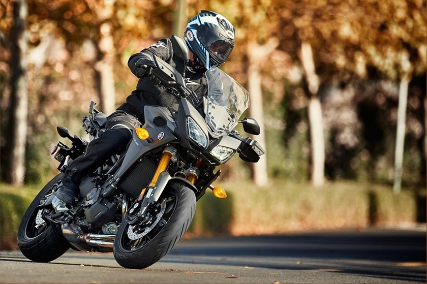 2015 Yamaha FJ-09 in Asheville, North Carolina