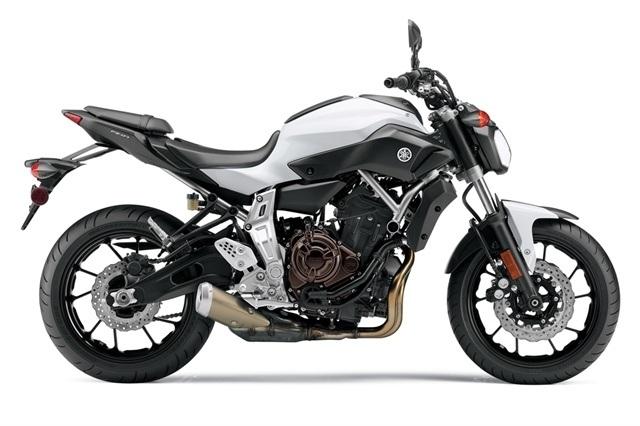2015 Yamaha FZ-07 1