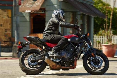 2015 Yamaha FZ-07 in Brilliant, Ohio - Photo 26