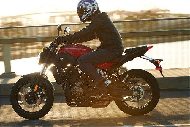 2015 Yamaha FZ-07 in Brilliant, Ohio - Photo 23