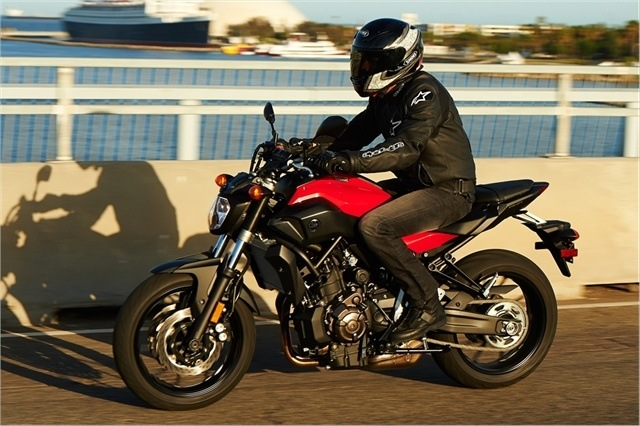 2015 Yamaha FZ-07 in Brilliant, Ohio - Photo 22