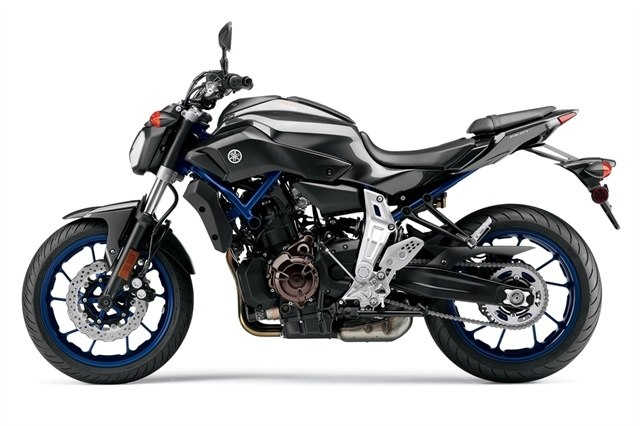 2015 Yamaha FZ-07 in Irvine, California
