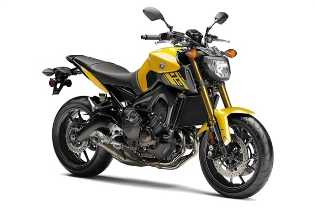 2015 Yamaha FZ-09 in Wilkes Barre, Pennsylvania