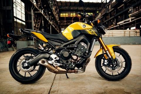 2015 Yamaha FZ-09 in Petaluma, California - Photo 6