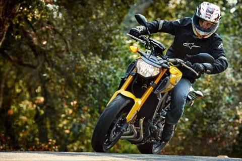 2015 Yamaha FZ-09 in Petaluma, California - Photo 8