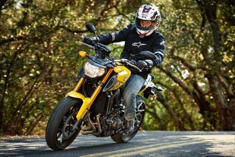 2015 Yamaha FZ-09 in Petaluma, California - Photo 7