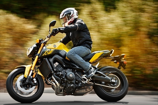 2015 Yamaha FZ-09 in Petaluma, California - Photo 9