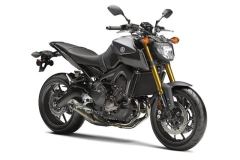 2015 Yamaha FZ-09 in Centralia, Washington