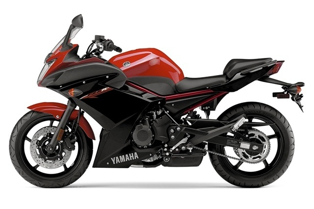 New 2015 yamaha fz6r motorcycles in huron oh stock for Yamaha installment financing