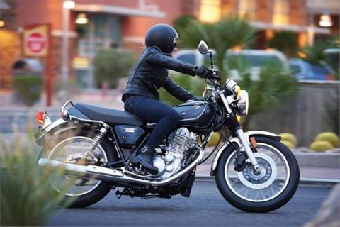 2015 Yamaha SR400 in Billings, Montana