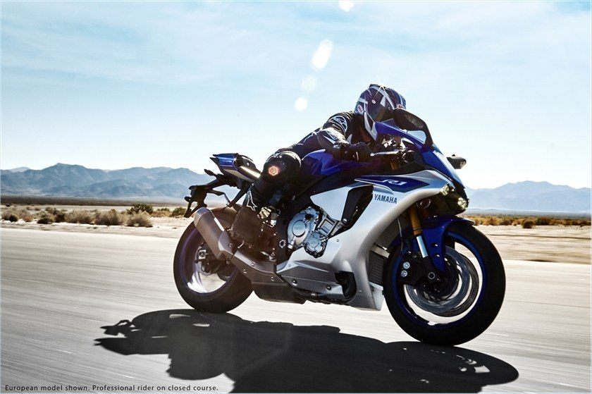 2015 Yamaha YZF-R1 in Carroll, Ohio