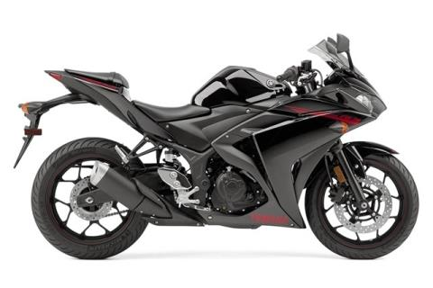 2015 Yamaha YZF-R3 in West Chester, Pennsylvania