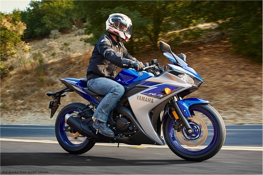 2015 Yamaha YZF-R3 in Woodinville, Washington - Photo 10