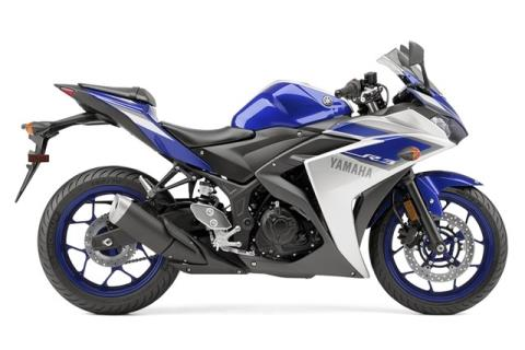 2015 Yamaha YZF-R3 in Bessemer, Alabama