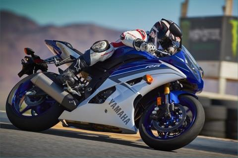 2015 Yamaha YZF-R6 in Claysville, Pennsylvania - Photo 15