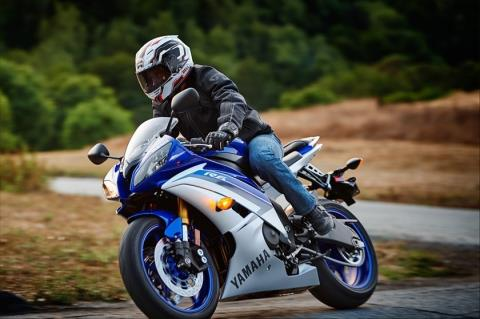 2015 Yamaha YZF-R6 in Claysville, Pennsylvania - Photo 22