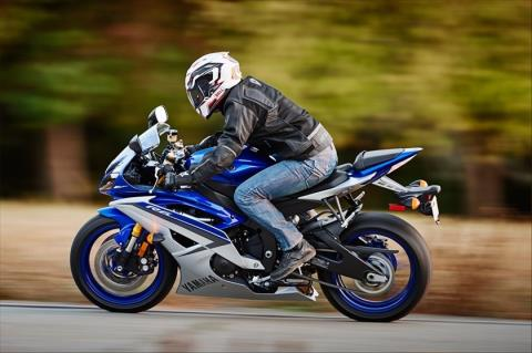 2015 Yamaha YZF-R6 in Claysville, Pennsylvania - Photo 29