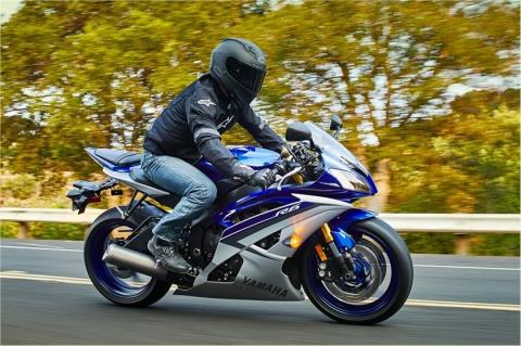 2015 Yamaha YZF-R6 in Asheville, North Carolina
