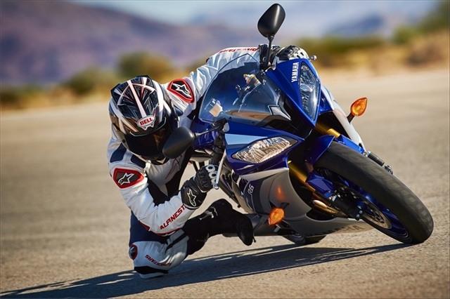 2015 Yamaha YZF-R6 9