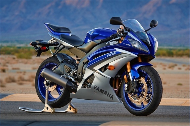 new 2015 yamaha yzf r6 motorcycles in francis creek wi stock number
