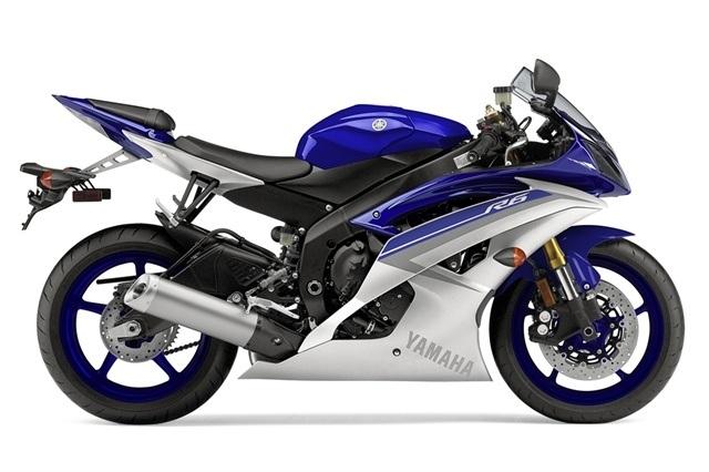 2015 Yamaha YZF-R6 8