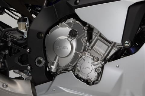 2015 Yamaha YZF-R1 in Houston, Texas