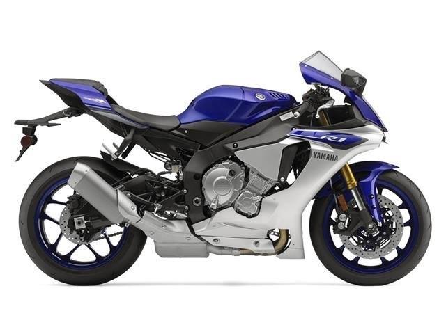 2015 Yamaha YZF-R1 2