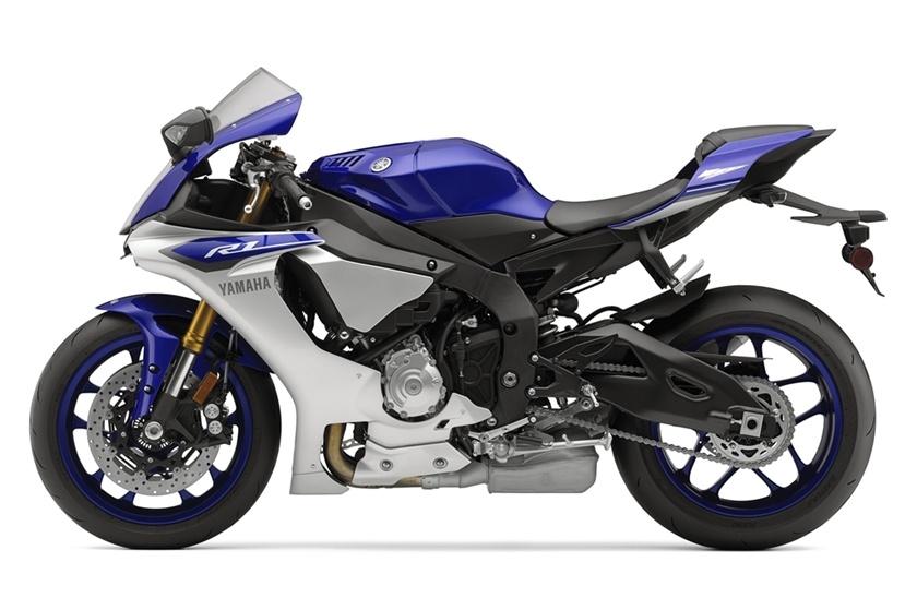 2015 Yamaha YZF-R1 3