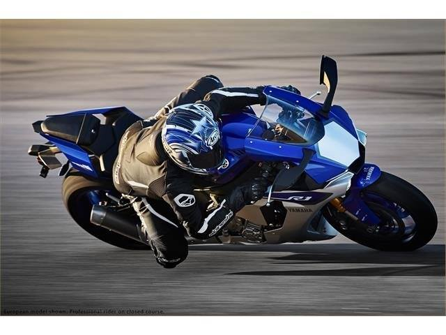 2015 Yamaha YZF-R1 in Denver, Colorado