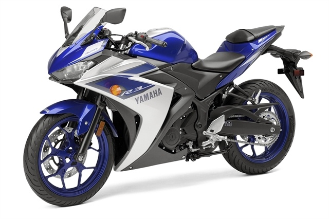 2015 Yamaha YZF-R3 in Clarence, New York