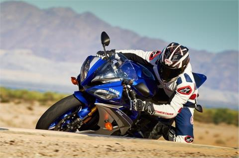 2015 Yamaha YZF-R6 in Fontana, California