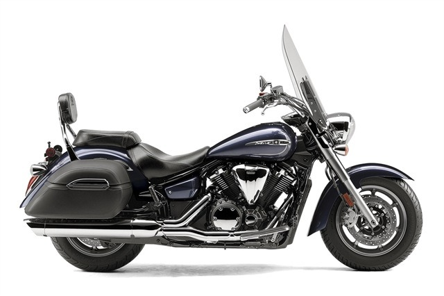 2015 Yamaha V Star 1300 Tourer in Woodinville, Washington
