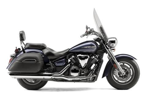 2015 Yamaha V Star 1300 Tourer in Menomonie, Wisconsin