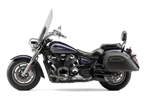 2015 Yamaha V Star 1300 Tourer in Manheim, Pennsylvania