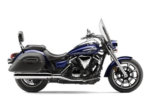 2015 Yamaha V Star 950 Tourer in Lumberton, North Carolina