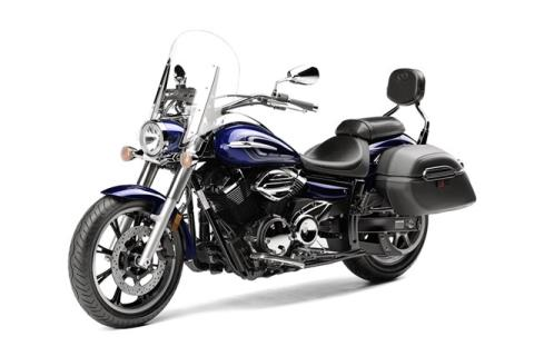 2015 Yamaha V Star 950 Tourer in Berkeley, California
