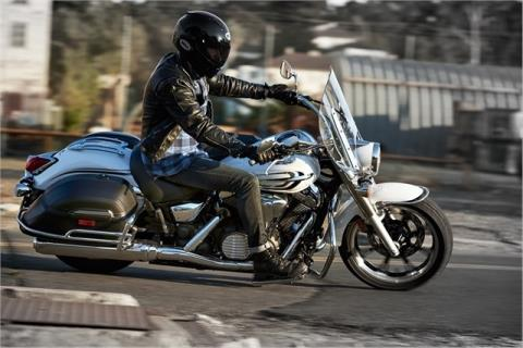 2015 Yamaha V Star 950 Tourer in Woodinville, Washington