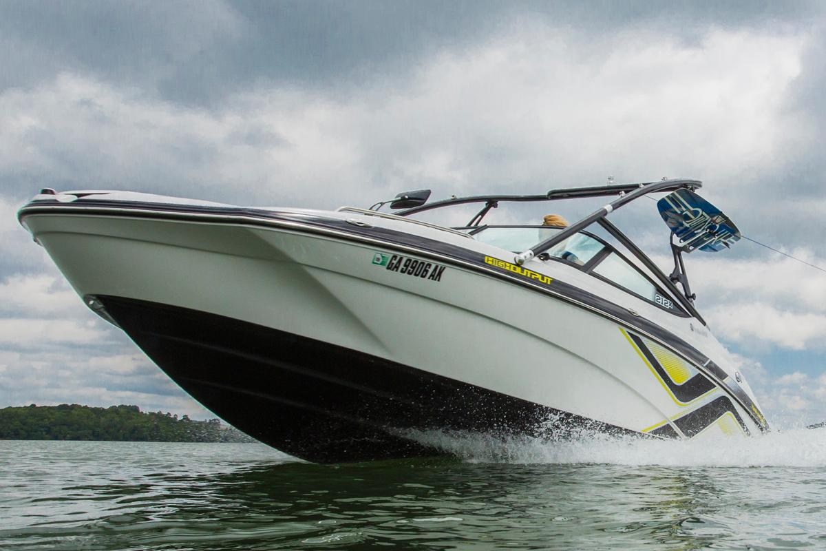 2015 Yamaha 212X in Bridgeport, New York